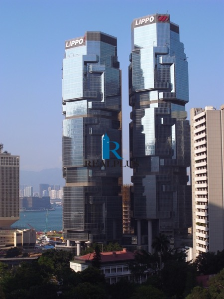 Lippo Centre -Tower 1 - 3,490 sq. ft.