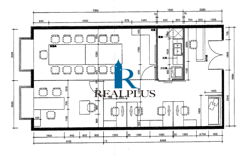 China Resources Building Rent for Office High Floor | RealPlus